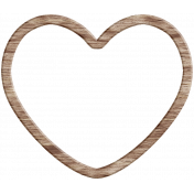 The Good Life: February Elements- heart 1