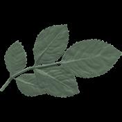 The Good Life: February Elements- leaf 4