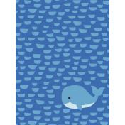 The Good Life: March 2019 Beach Pocket Cards Kit: Ocean 1 3x4