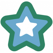 The Good Life- March 2019 Elements- Sticker Star 2