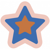 The Good Life- March 2019 Elements- Sticker Star 1
