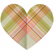 Spring Day Elements #2- Folded Heart 1