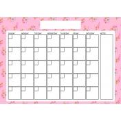 The Good Life: April Calendars- Calendar 3 5x7