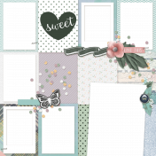 Fresh Quick Pages Kit- Page 01