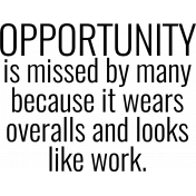 Homestead Stamps- Opportunity Stamp
