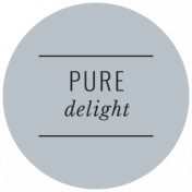 The Good Life: May 2019 Words & Tags Kit- pure delight