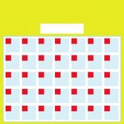 Journal Card Templates Kit #2 - Card K 4x4