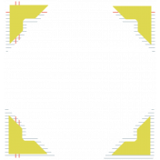 1000 Elements Kit #2- Print Corners 2