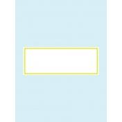 Journal Card Templates Kit #2- I 3x4