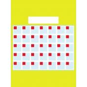 Journal Card Templates Kit #2- K 3x4