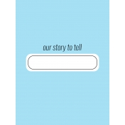 Journal Card Templates Kit #2- S 3x4