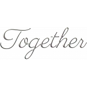 1000 Words- Together