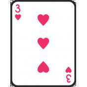Birthday Pocket Cards Kit #2: Playing Card 03