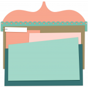 Cluster Templates Kit #6- Template 06b