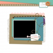 Layout Templates Kit #46 - Template 46c