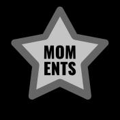 Templates Grab Bag Kit #22- Layered Star Template