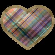 The Good Life - Mini Kit - kraft heart 4