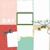 Food Day QuickPages Kit- Page 02