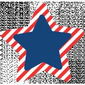 Americana Elements- Print Star 1