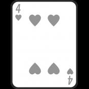 Journal Card Templates Kit #5: card 4