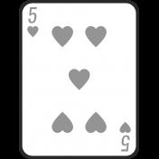 Journal Card Templates Kit #5: card 5