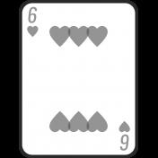 Journal Card Templates Kit #5: card 6