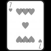 Journal Card Templates Kit #5: card 7