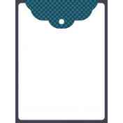 The Good Life- September 2019 Pocket Cards- Card 9 3x4