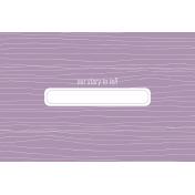 The Good Life- September 2019 Pocket Cards- Card 11 4x6