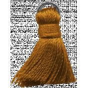 October 31 Elements Kit - tassel 1 orange