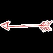 The Good Life- October 2019 Elements- Sticker Arrow 1