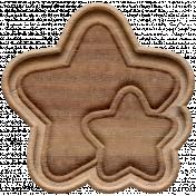 The Good Life- October 2019 Elements- Wood Stars