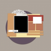 Layout Templates Kit #50- Layout Template 50a