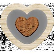 Templates Grab Bag Kit #26- heart 1
