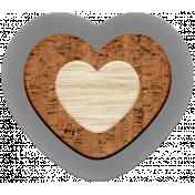 Templates Grab Bag Kit #26- heart 3