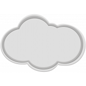 Templates Grab Bag Kit #28- Rubber cloud