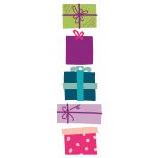 The Good Life: December 2019 Christmas Journal Me Kit- Journal Card 3 3x8