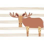 The Good Life: November 2019 Pocket Cards Kit- moose 4x6