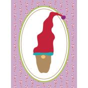 The Good Life: December 2019 Christmas Pocket Cards Kit- Pocket Card 8 3x4
