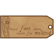 Feet For Walking Tag