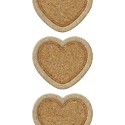 The Good Life: March 2020 Elements Kit- hearts