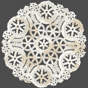 The Good Life - April 2020 Elements - Doily