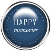 The Good Life- April 2020 Elements- Flair Happy Memories