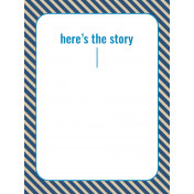 The Good Life- April 2020 Pocket Cards- JC 11 3x4