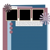 Layout Templates Kit #54- Template 54C