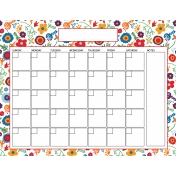 The Good Life: June 2020 Calendars Kit- calendar 8.5x11 blank