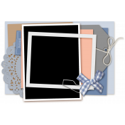Pocket Cluster Templates Kit #3 - 03B 4x6