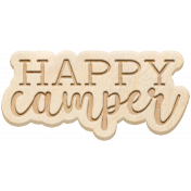 The Good Life - June 2020 Elements - Wood Happy Camper