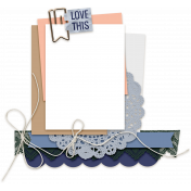 Cluster Templates Kit #7- Template 7F
