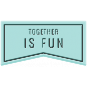 The Good Life: August 2020 Elements Kit- together is fun